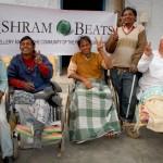 Sewa Ashram versucht die Patienten und Langzeitbewohner so selbständig wie möglich werden zu lassen und die ganze Organisation so nachhaltig wie möglich zu betreiben. Wir bleiben auf Spenden angewiesen, aber wir sind nicht passive Empfänger von Hilfe, sondern aktive Partner unserer Unterstützer.
